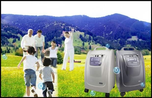 Кислородный концентратор: технические характеристики, область применения и показания
