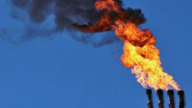 Лишнюю нефть придется сжигать