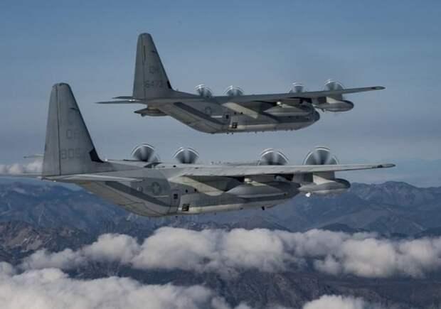 ВВС США с 17 сентября приступают к масштабным учениям на территории Польши