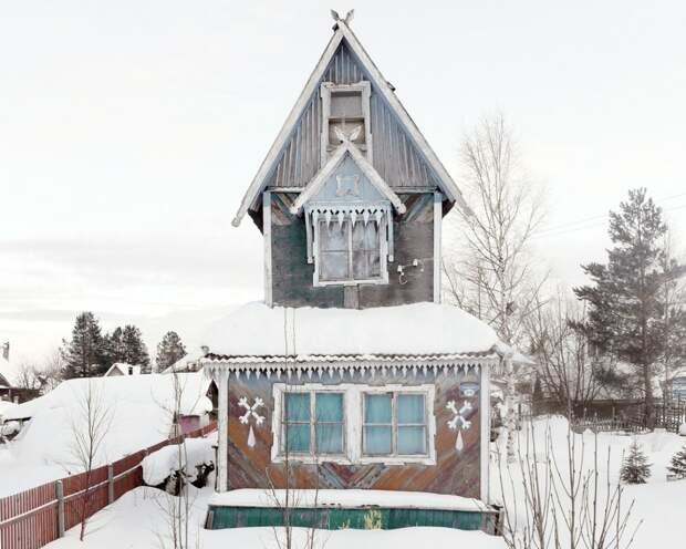 6 футуристичных фото советских дачных домов