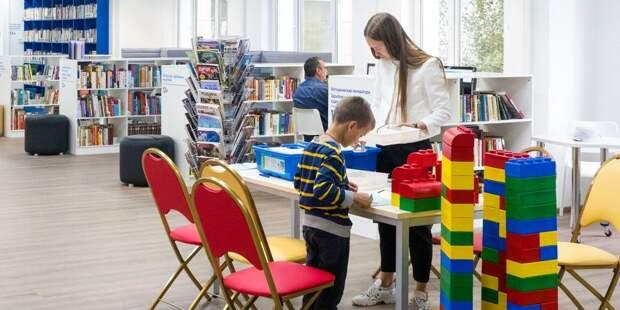 О русских народных промыслах и традициях поведают на цикле встреч в детской библиотеке на Балтийской