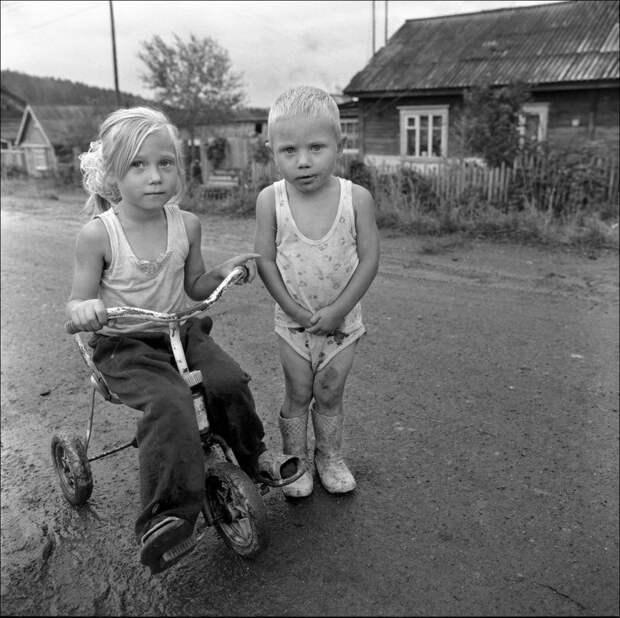 Негород в снимках красноярского фотографа Александра Кустова 13