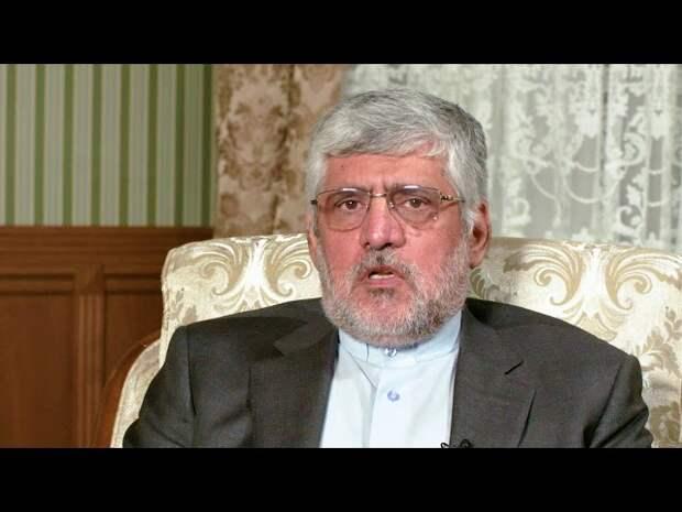 Посол Ирана в Сирии об ирано-российском сотрудничестве
