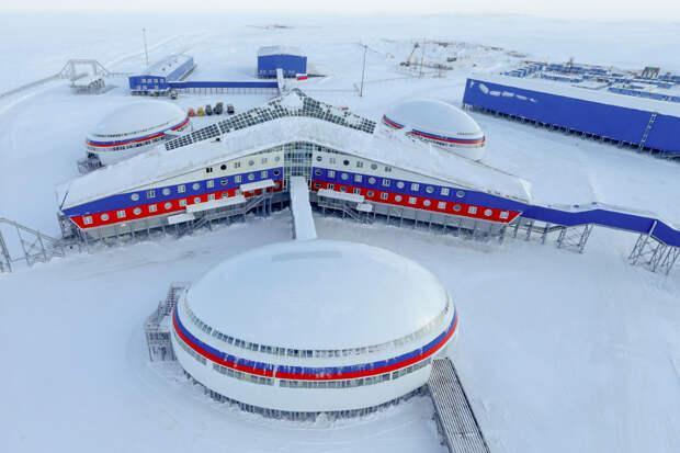 Русская Арктика встала поперёк горла США, и они озвучили сумасшедший ответ