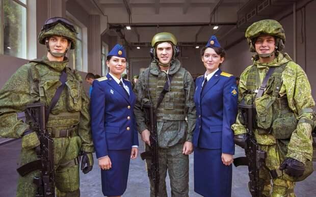 Военный учебный центр при МАИ проведет день открытых дверей Фото: пресс-служба МАИ