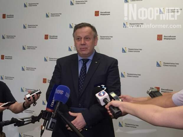 Андрей Шишкин Севастополь