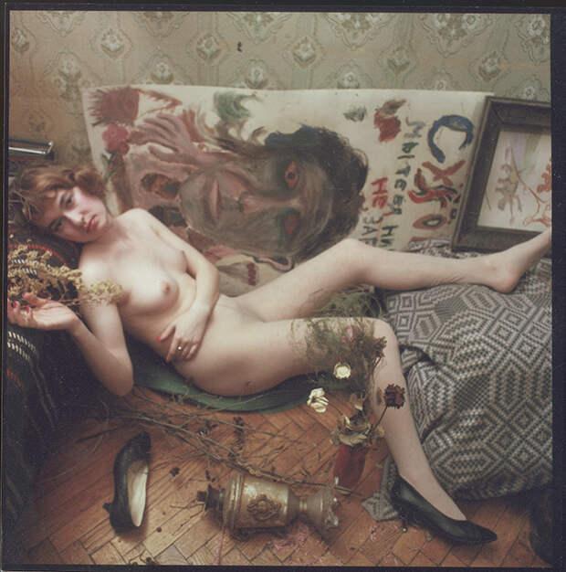 «Сеновальная эротика»: фотоработы российского фотографа ифилософа Сергея Чиликова
