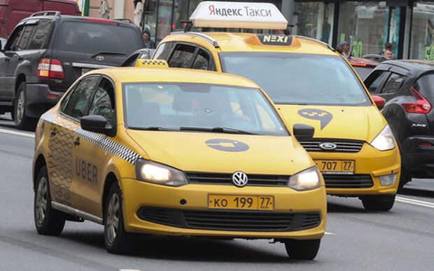 Агрегаторов такси обяжут отвечать за пассажиров