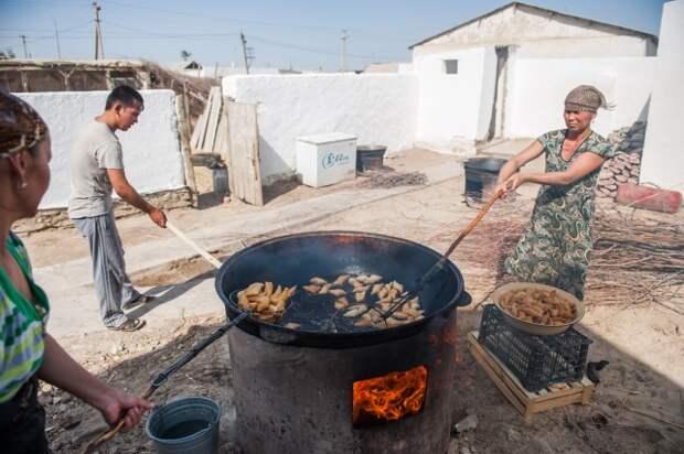 Из первых уст: путешествие в Среднюю Азию
