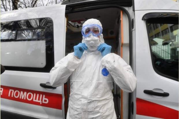 В Крыму наблюдается рост числа заразившихся коронавирусом