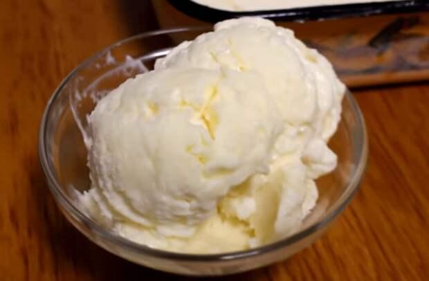 Вкус, как в детстве. Домашнее мороженное, которое можно приготовить за копейки
