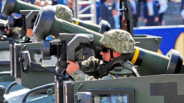Берлин с Парижем трепещут от военной мощи Украины, поэтому и не пускают её в НАТО