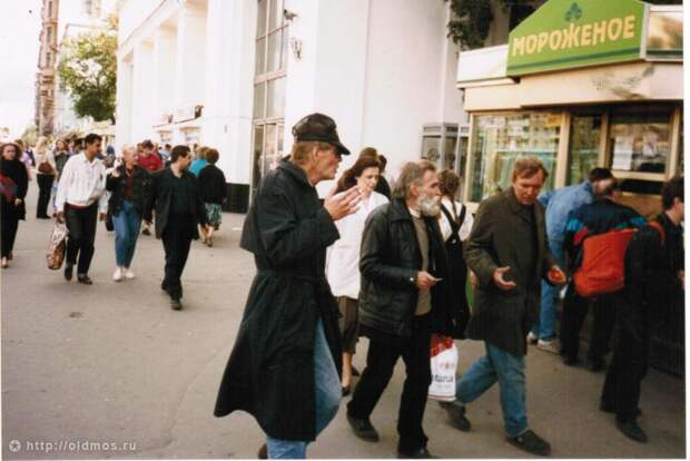 Какой была Москва в 90-е годы