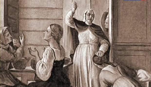 Крепостные - история народного рабства