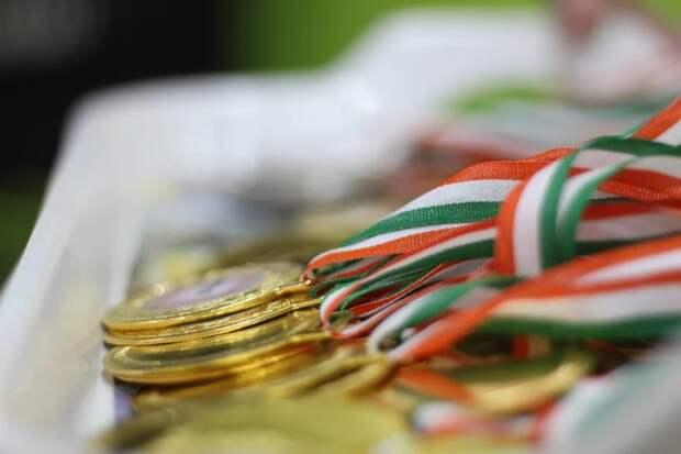 Команда Тимирязевки завоевала семь медалей в турнире по греко-римской борьбе