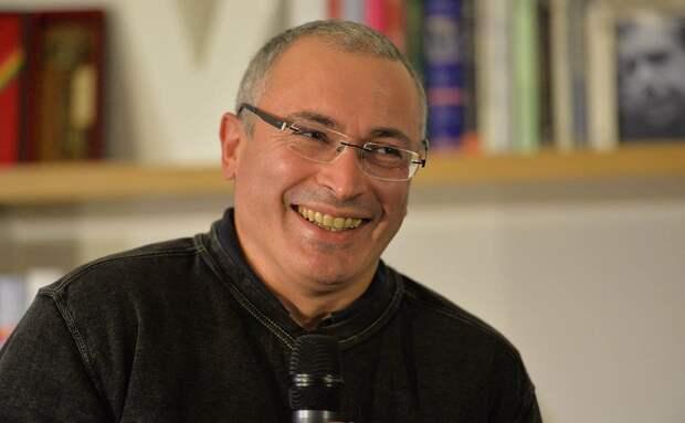 Ходорковский в поздравлении Путину пожелал ему отделить себя от страны