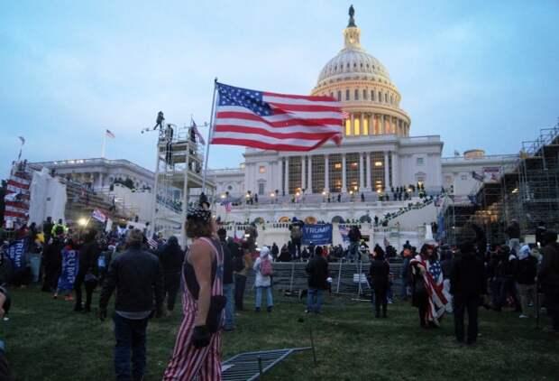 Похоронная команда Байдена для США: Америке готовят роль Мордора