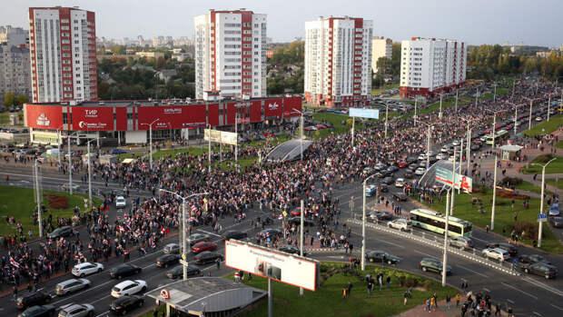 Белоруссия возбудила 650 дел из-за беспорядков после выборов
