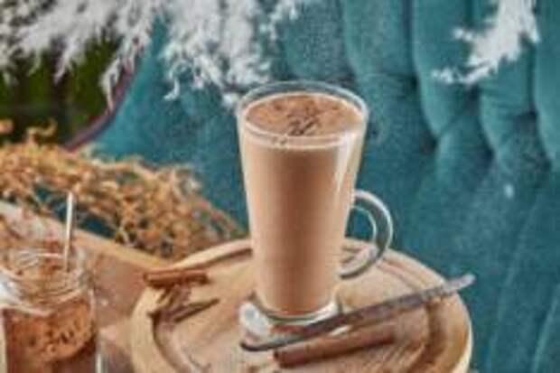 Нагреть, но не взбалтывать - Пряный какао с ромом