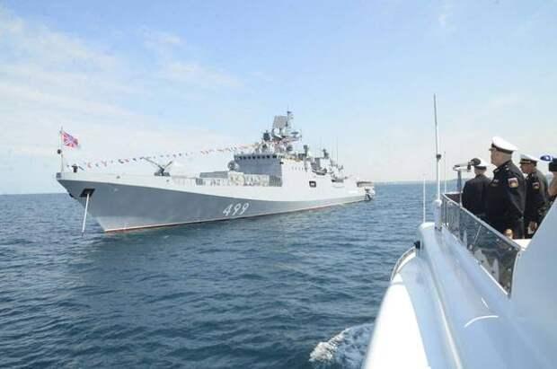 Азовское и Черное моря - кость в горле Запада: Как пресечь провокации США и Украины