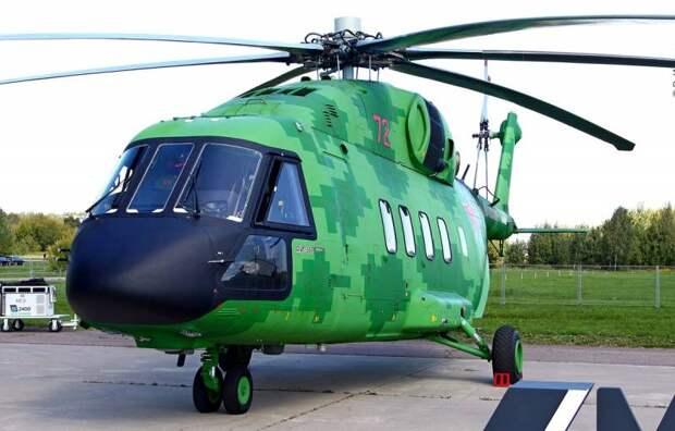 «Новейший» вертолет Ми-38: сомнительные перспективы