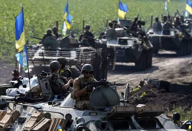 Минобороны Украины раскрыло численность ВСУ в стране и на Донбассе