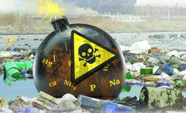 Мусорная катастрофа - жители Янино пытаются остановить рост МПБО-2