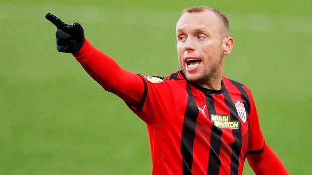 Глушаков: «Не уступаю игрокам сборной России. Сыграть на Евро - моя мотивация»