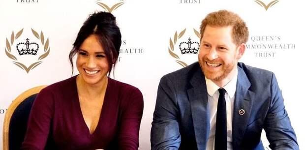 Принц Гарри и Меган Маркл соврали о тайной свадьбе во время интервью
