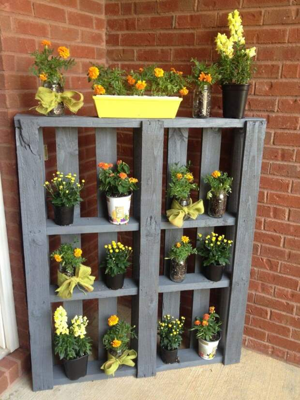 Уютные идеи: превратите балкон в цветущий сад