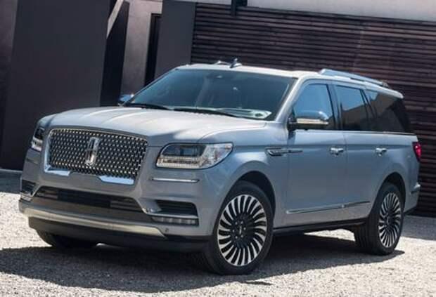 Концептуальная реальность: дебютировал новый Lincoln Navigator