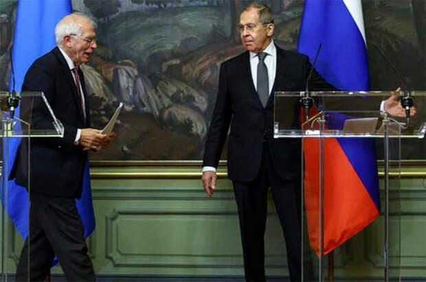 Победа российской дипломатии
