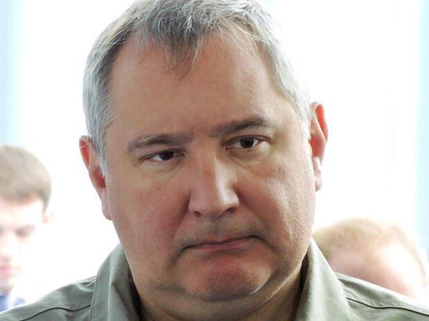 """Рогозин уволил Рогозу с поста главы дирекции """"Восточного"""""""