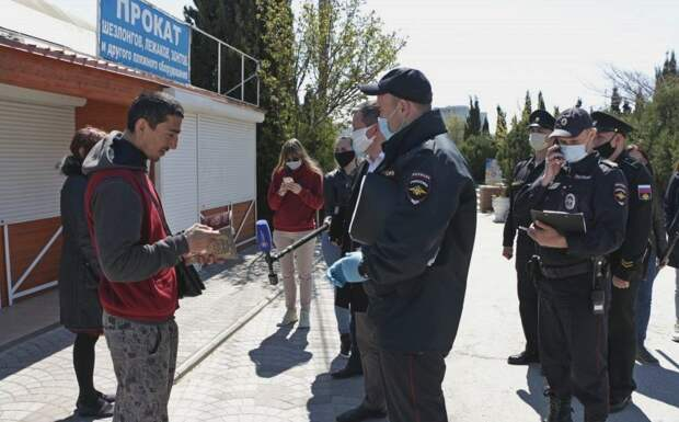 Сегодня в Севастополе сняли некоторые карантинные ограничения