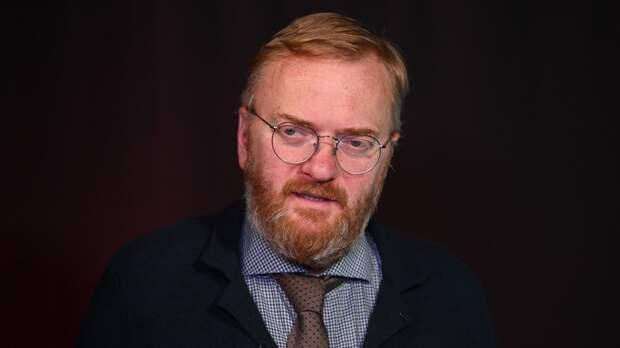Виталий Милонов объяснил, почему в России так мало молодых политиков