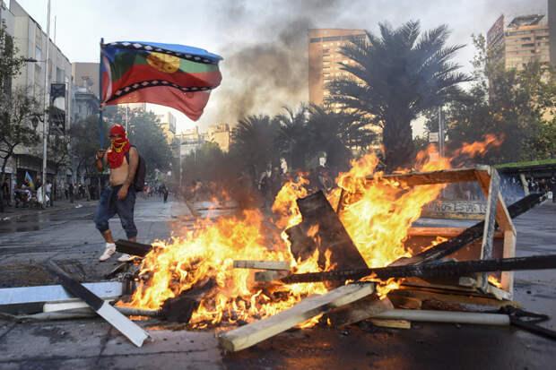 Миронов: американцы пойдут по пути Украины и возьмутся за оружие