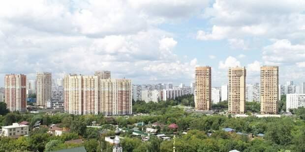 Капитальный ремонт крыш проведут в Щукине по четырем адресам