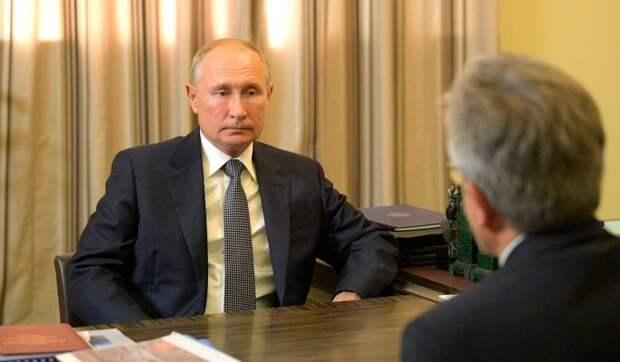 Источник: Кремль ввел двухнедельный карантин для доступа к Путину