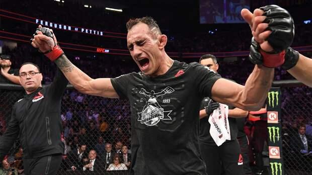 Фергюсон— Серроне: обзор ивидео главного разочарования UFC 238