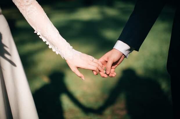 Свадебные кольца