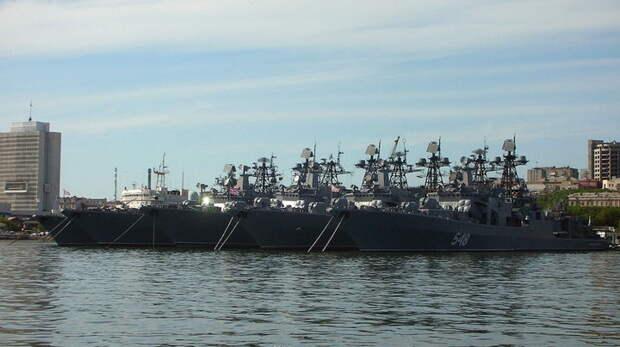 Внезапное появление кораблей ВМФ РФ у берегов Гавайев привело в ярость американцев