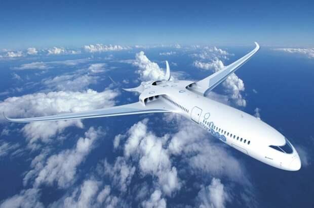 Airbus создаст водородный авиадвигатель с охлаждением и сверхпроводимостью