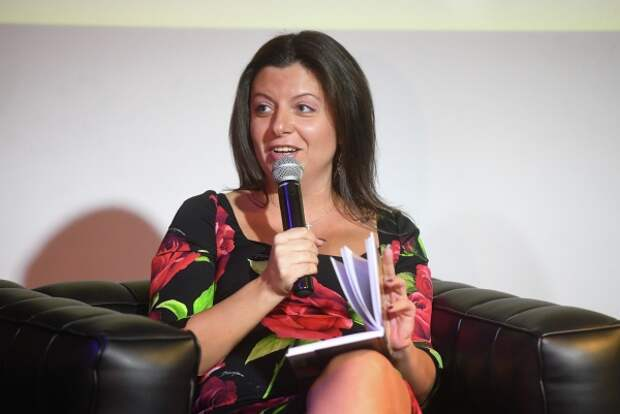 Симоньян назвала условие работы сотрудников RT на гостелевидении Белоруссии