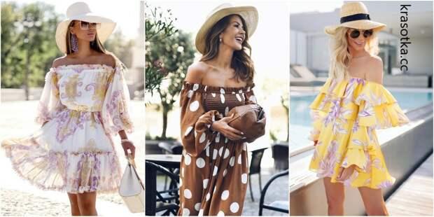 Платье испанка: 16 грациозных и изящных моделей для создания женственного образа