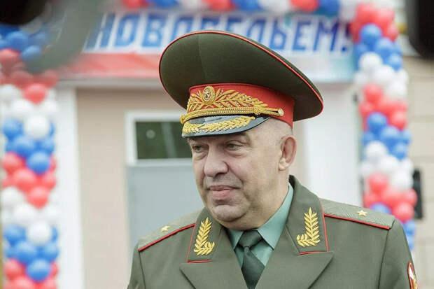У родственников генерала Милейко обнаружили иностранное гражданство