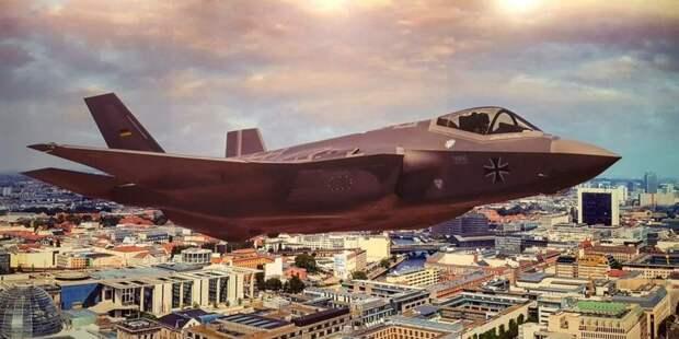 F-35 внемецкой ливрее