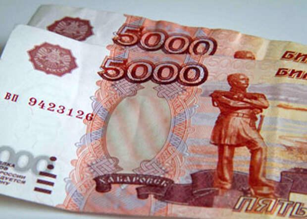 """Рубль в """"крутом пике""""? Нет, всё согласно расчету"""