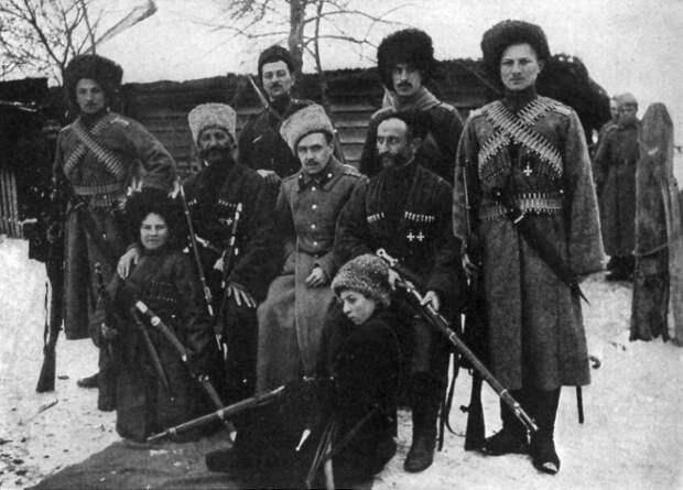 Трагедия терских казаков: что с ними случилось в 1921 году