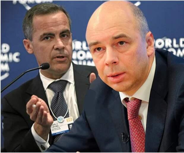 Министр Силуанов: россияне негативно оценивают работу правительства России, зато западные эксперты хвалят