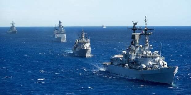 Россия не пропустить флот НАТО к Крыму